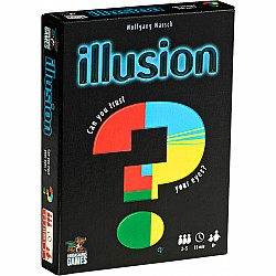 Illusion Card Game