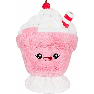 Squishable Strawberry Milkshake - 15""