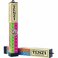 TENZI Dice Game- Assorted Colors