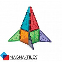 Magna Tiles® Clear Colors 32 Piece Set