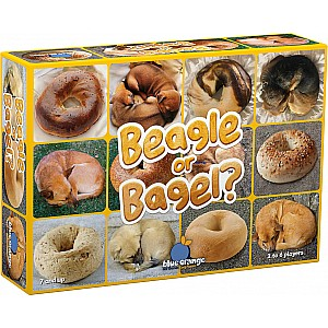 Beagle or Bagel Card Game
