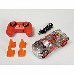 Marble Racers RC Race Car - Red
