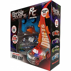 Marble Racers RC Race Car - Blue