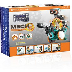 Teach Tech MECH 5 Mechanical Coding Robot