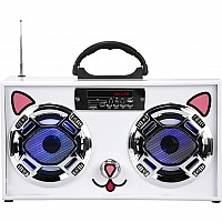 Mini Boom Box - Cat