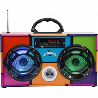 Mini Boom Box - Retro