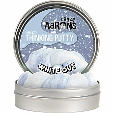 Hyperdot Thinking Putty White Out