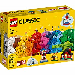 LEGO CLASSIC - Bricks and Houses