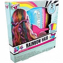 Rainbow Hair - Hair Painting Kit