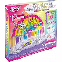 Crystal Clear Jewelry Workshop Accessory Design Super Set