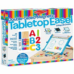Melissa & Doug Magnetic Tabletop Easel