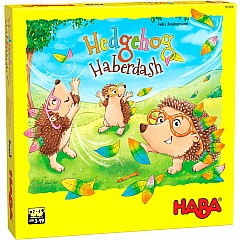 Hedgehog Haberdash Game