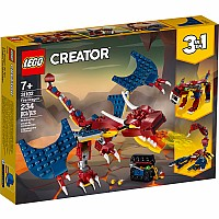 LEGO® CREATOR 3 in 1 - Fire Dragon