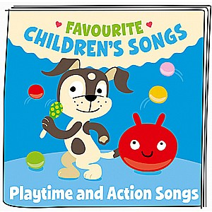Audio-Tonies - Playtime and Action Songs