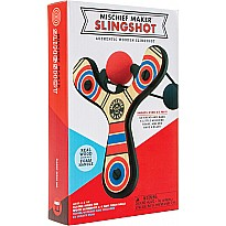Mischief Maker Slingshot Classic Series - Red