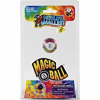 World's Smallest Magic 8 Ball Tie-Dye