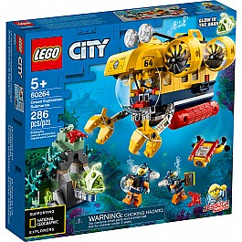 LEGO CITY - Ocean Exploration Submarine