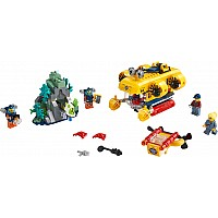 LEGO® CITY - Ocean Exploration Submarine