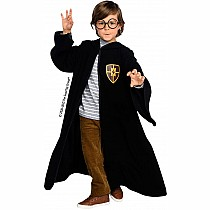 Wizard Cloak & Glasses