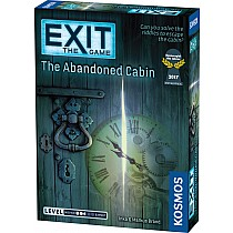 Exit the Game: The Abandoned Cabin