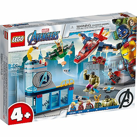 LEGO MARVEL Avengers - Avengers Wrath of Loki