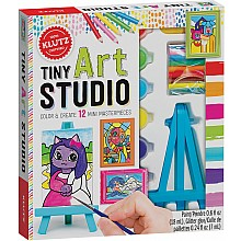 Klutz Tiny Art Studio