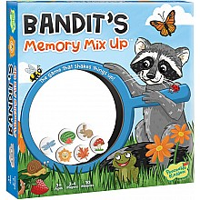 Bandit's Memory Mix Up Game