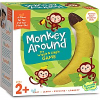 PKP Monkey Around Game