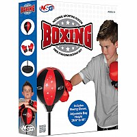 Free Standing Boxing Set