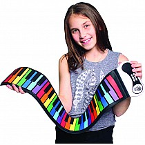 Rock N' Roll It! Rainbow Piano