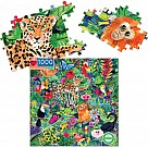 1000 Piece Puzzle, Amazon Rainforest