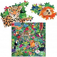 1000 pc Amazon Rainforest Puzzle