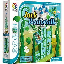SMARTGAMES Jack & The Beanstalk Deluxe Game