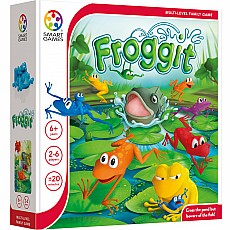 Froggit Game SMARTGAMES