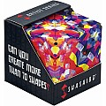 Shashibo - The Shape Shifting Box - Artist Series: Confetti