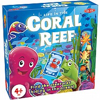 Life in the Coral Reef Game