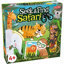 Seek & Find Safari Game