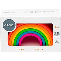 Dena My First Rainbow - Neon Rainbow Small