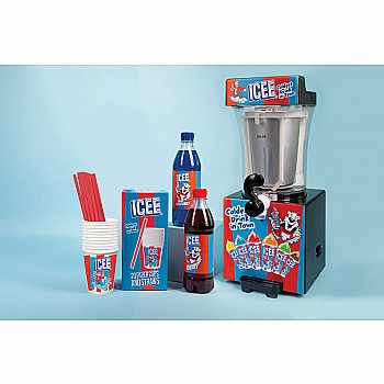 ICEE Slushie Making Machine Combo Pack - 3 pc