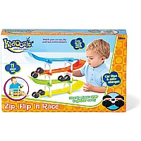 Zip, Flip 'n Race car track,  Kidoozie