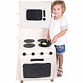 Pop-oh-ver Deluxe Stove Set