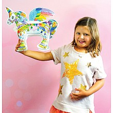 3D Colorables DIY Magical Unicorn