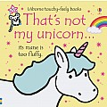 That's Not My Unicorn...Book