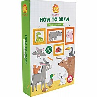 Tiger Tribe - How to Draw - Wild Kingdom