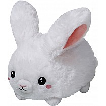"7"" Squishable Mini Fluffy Bunny"