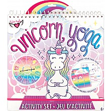 Fashion Angels Unicorn Yoga Activity Set