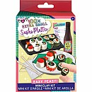 Fashion Angels 100% Extra Small Mini Clay Kit - Sushi Platter