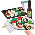 Sushi Platter 100% Extra Small Mini Clay Kit