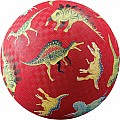 "Playground Ball 7"" Dinos - Red"