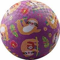 "Playground Ball 7"" Sloths"